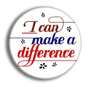 I can make a difference