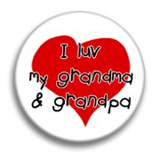 I luv grandma and grandpa