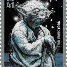 Star Wars Yoda Stamp
