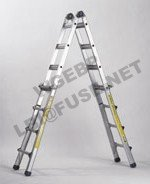 17' ladder-24 ladders in 1-300lb(ANSI 1A)-COSCO