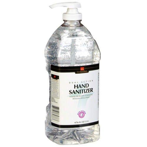 Antiseptic Hand Sanitizer Pump 2L