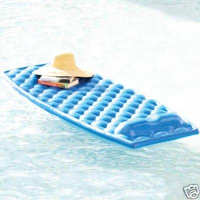 """Key West Beach Pool Raft Float 75"""" x 29"""" x 2"""""""