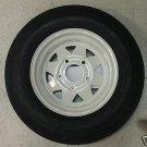 12 Inch Spare Trailer Tire & Rim