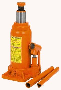 8 Ton HD Industrial Hydraulic Bottle Jack