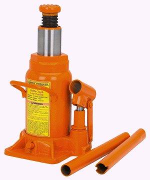 12 Ton Low Profile Industrial Hydraulic Bottle Jack