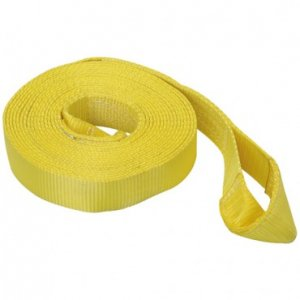 "Heavy Duty Recovery Strap 2"" x 20ft."