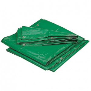 Tarp Green 11 ft. 4'' x 15 ft. 6'' Farm Quality