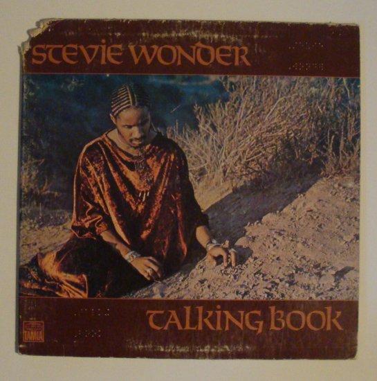 "Stevie Wonder - Talking Book (Tamia T-319) 1972 12"" LP"