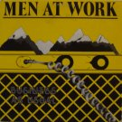 "Men At Work - Business As Usual (Columbia EC 37978) (12"" LP)"