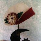 SEWING PATTERN ADORABLE Baby Flapper Hat ePattern PDF