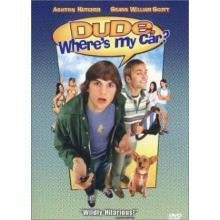 Dude, Where's My Car? [DVD]