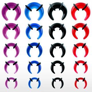 8g Red Taper UV Buffalo
