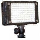 free shipping HDV-Z96 LED Photo/Video Light Kit for camcorder lighting  5600K
