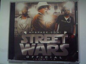 P-Cutta Presents Street Wars 16