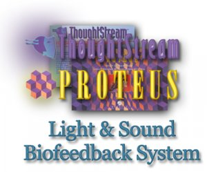Light & Sound Biofeedback System