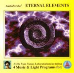Eternal Elements 2 AudioStrobe CD for Light and Sound Mind Machines