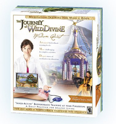 The Journey to Wild Divine 2, Wisdom Quest Biofeedback Game
