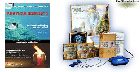 Particle Editor 3 Wild Divine Bundle Pack