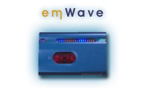 The emWave Personal Stress Reliever from HeartMath