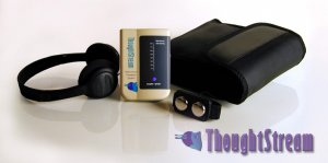 The Thoughtstream Personal Biofeedback System
