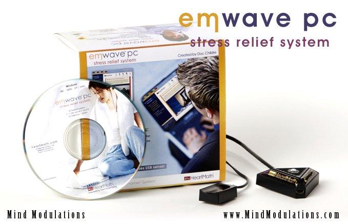The emWave PC USB Biofeedback System (Formerly Freeze-Framer)