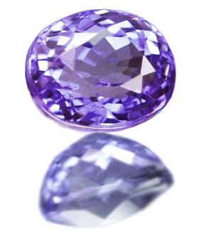 1.28CT MIND BOGGLING D-BLOCK PURPLISH BLUE TANZANITE