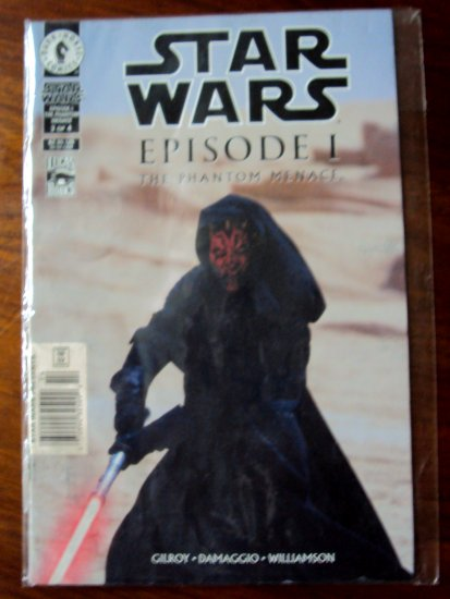 Star Wars Episode I- The Phantom Menace 3 of 4
