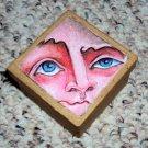 Quizzical Custom Face Box