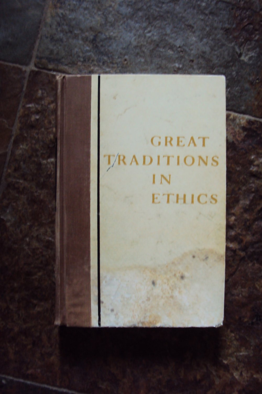 Great Traditions in Ethics- American Book Company, 1953