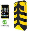 SwitchEasy SW-CAP-REB-T Rebel Case For iPhone 3G (Tiger)