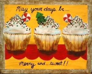 may your days be merry and sweet #1