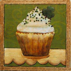 St. Pat's Cupcake