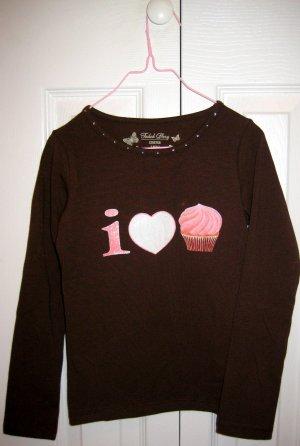 I heart cupcake