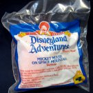 McDonald's Disneyland Adventures Happy Meal (1995) - #4 Mickey Mouse On Space Mountain MIP