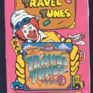 McDonald's What Am I Going To Be For Halloween? Happy Meal (1995) - #2 Travel Tunes MIP