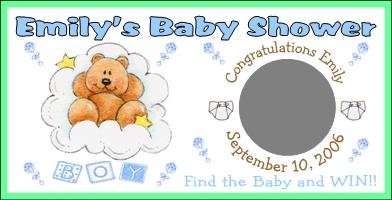 20 BABY SHOWER SCRATCH OFFS TICKETS Personalized Party FAVOR GAME Custom BABIES