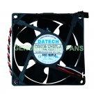 Genuine Dell Dimension 1100 J0531 K0456 CPU Case Fan Dell Temperature Control 92x38mm 3-Pin