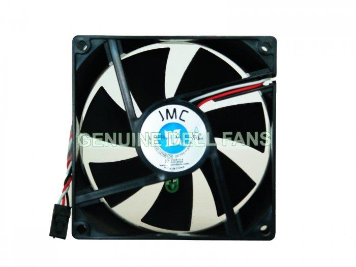 Genuine Dell Fan Optiplex GX300 Dell Temperature Control Case Coling Fan 92x25mm Dell 3-pin