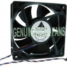 Genuine Dell Fan Precision Workstation 380 Case Cooling Fan 4K33 P8192 120x38mm 5-pin/4-wire