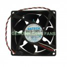 Genuine Dell Precision Workstation 360 CPU Fan W0101 G8242 92x38mm Dell Temperature Control Fan