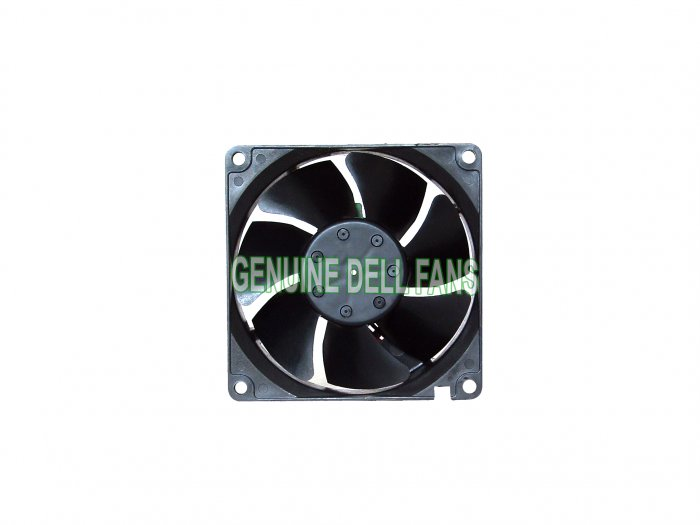 Dell Optiplex GX1 GX1P GX110 Case Cooling Fan 80x25mm Dell 3-pin