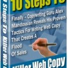 10 Step To Killer Web Copy