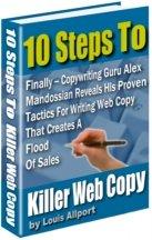 10 Step To Killer Web Copy