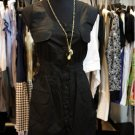 Black Cargo Dress