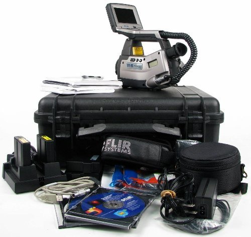 FLIR Systems ThermaCAM P65 Thermal Imaging Camera