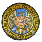 Los Angeles Fire Department Eagel Patch