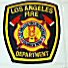 Official Navy LAFD Uniform Patch