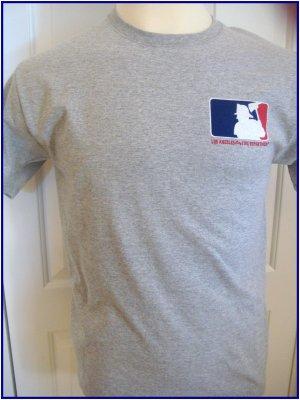 LAFD MLB Dark Gray T-shirt Sz: Medium