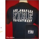 LAFD Uniform Shirt  Size Large