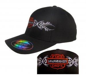 LAFD Tribal Biker Flex Fit Cap size S/M